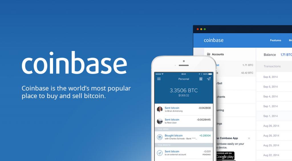 Вывод средств из биткоин-кошелька Coinbase пошаговая инструкция